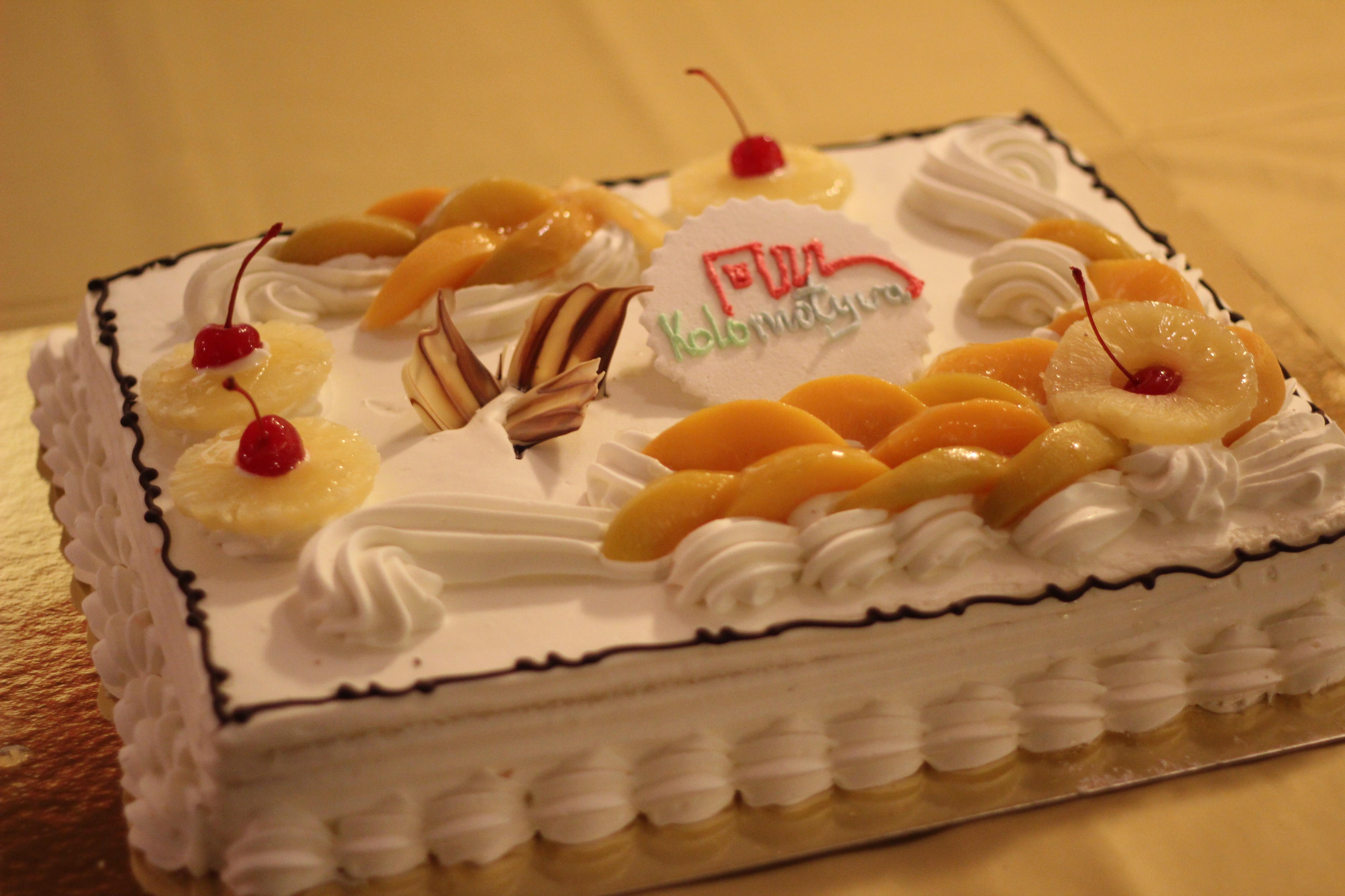 Urodziny KOLOMOTYWY!